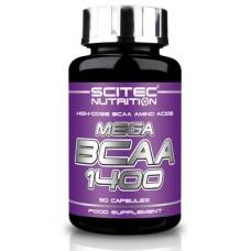 Mega BCAA 1400 (90 капс)