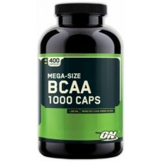Mega-Size BCAA 1000 Caps (400 капс)