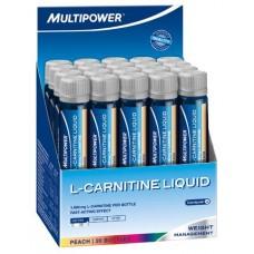 L-Carnitine Liquid Forte (20 амп по 25 мл)