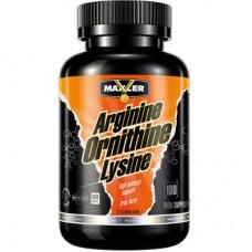 Arginine Ornithine Lysine (100 капс)