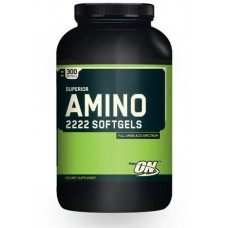 Superior Amino 2222 Softgels (300 капс)