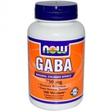 Gaba 750 мг (100 капс)