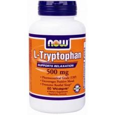 L-Tryptophan 500 мг (60 капс)
