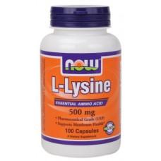L-Lysine 500 мг (100 таб)