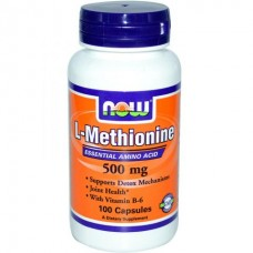 L-Methionine 500 мг (100 капс)