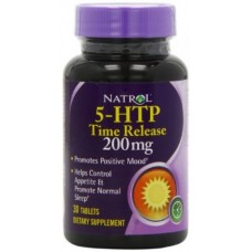 5-HTP 200 mg Time Release (30 таб)