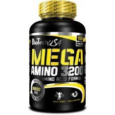 Mega Amino 3200 (100 таб)
