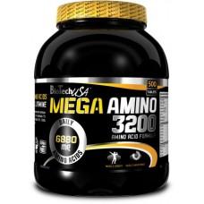Mega Amino 3200 (500 таб)