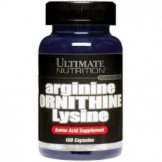 Arginine/Ornithine/Lysine (100 капс)
