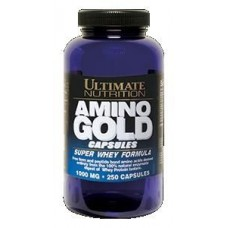 Amino Gold 1000 mg Capsules (250 капс)