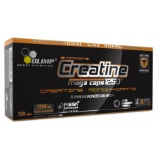 Creatine Mega Caps 1250 (120 капс)