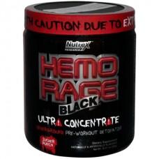 Hemo-Rage Black Ultra Concentrate (230-295г в зависимости от вкуса)