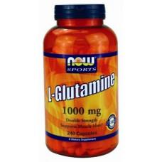 L-Glutamine 1000 мг (240 капс)
