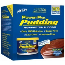 Power Pak Pudding (6 шт по 250 г)