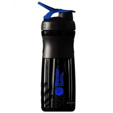 SportMixer черный/синяя ручка (828 мл)