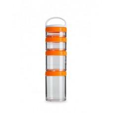 Контейнер GoStak Starter (4 контейнера), оранжевый