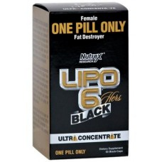 Lipo 6 Black Hers Ultra Concentrate (60 капс)