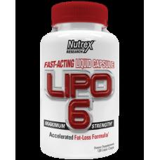 Lipo 6 (120 капс)